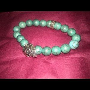 King Baby Skull Bracelet